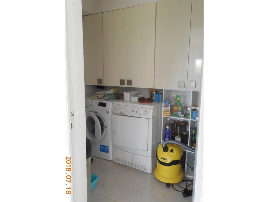 Separate utility room